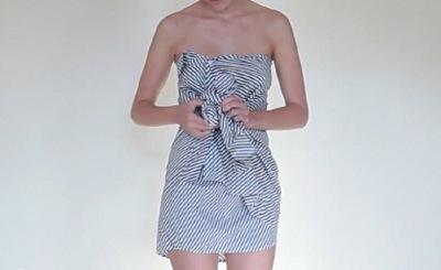 chemise robe