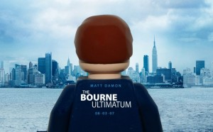 Affiche film Lego Mémoire dans la Peau