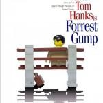 Affiche film Lego Forrest Gump