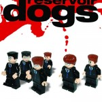 Affiche film Lego Reservoir Dogs