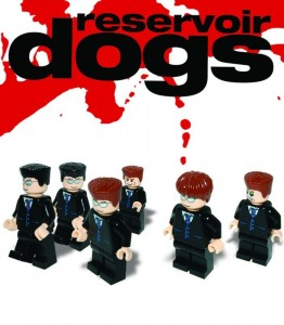 Affiche film Lego Reservoir Dogs