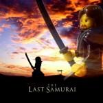 Affiche film Lego Samourai