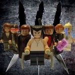 Affiche film Lego Wolverine