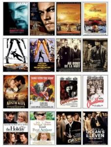 affiches films deux par deux