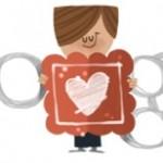 doodle Google st Valentin