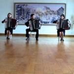 take on me à l'accordéon