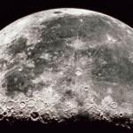 évolution de la lune