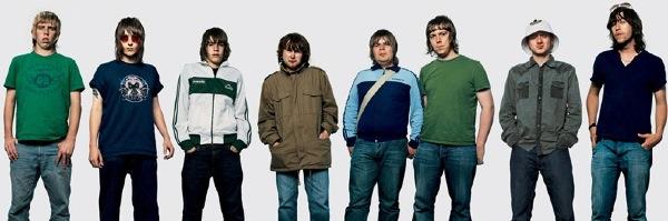 Fans de Oasis