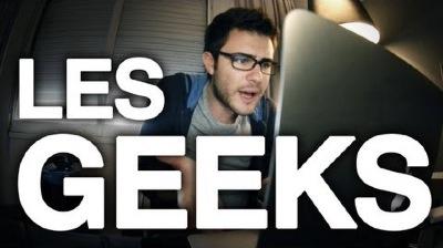 cyprien : les geeks