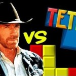 Chuck Norris vs Tetris