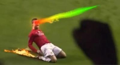 Ronaldo effets spéciaux