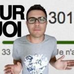 cyprien : youtube bloque à 301 vues