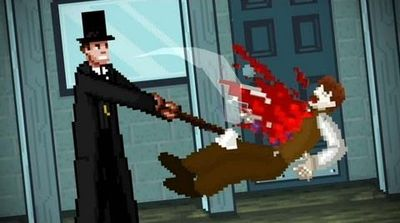 lincoln vampire hunter 8-bits