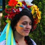 Supportrice de l'Ukraine