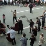 flashmob musique classique