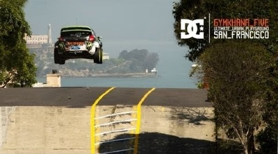 Ken Block San Francisco