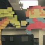 Mario post-it