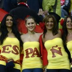 Supportrices espagnoles sexy