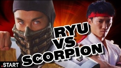 scorpion vs ryu