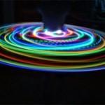 hula hoop lumineux