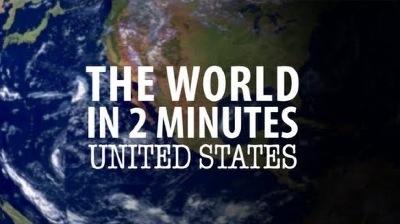 usa en 2 minutes