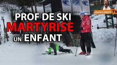 gonzague prof de ski