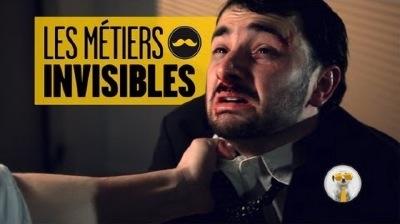 les métiers invisibles