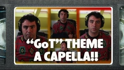 game of thrones a capella