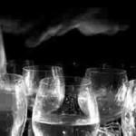 musique verres cristal
