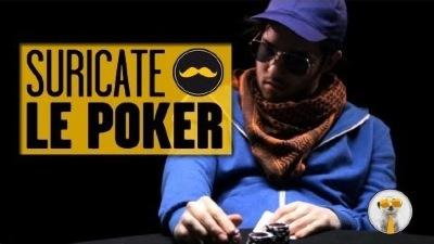 suricate : le poker