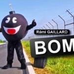 remi gaillard bombe