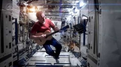 chanter dans l'espace
