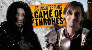 insultes game of thrones