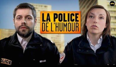 police de l'humour