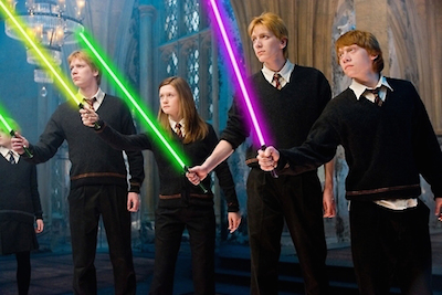 harry potter star wars