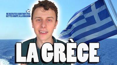 norman en grèce
