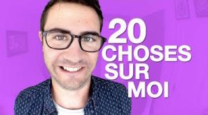 Cyprien : 20 choses sur moi