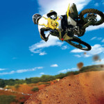 saut en moto