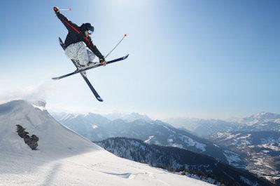 ski freerun