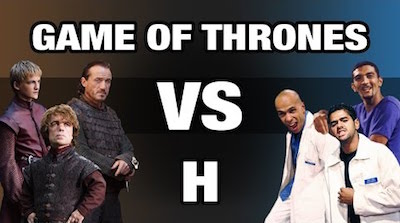 game of thrones vs H