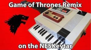game of thrones au neskeytar