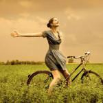 danse sur vélo