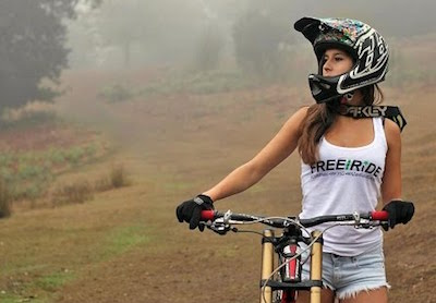 mountain bikers awesome