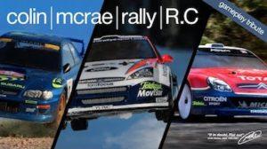 colin McRae rally RC