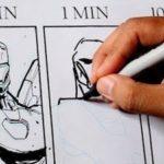 dessiner iron man